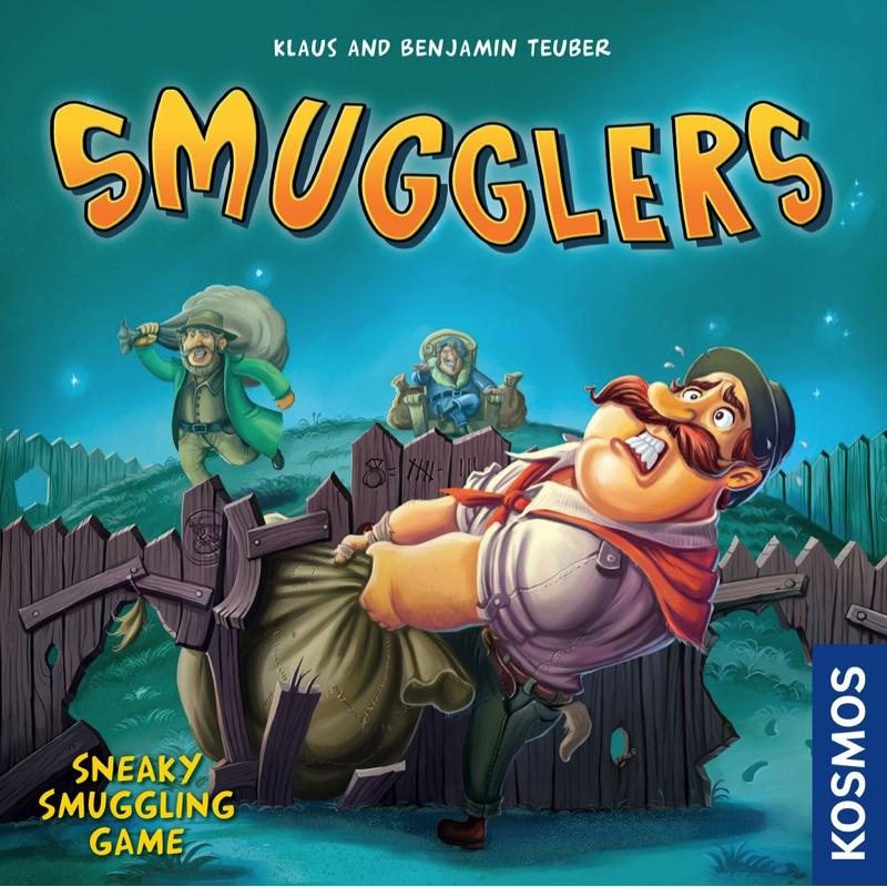 Smugglers - Thirsty Meeples