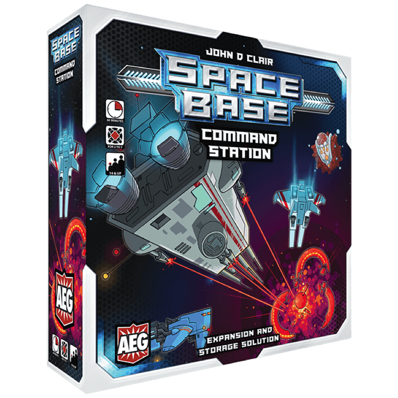Space Base: Command Station (PRE-ORDER)