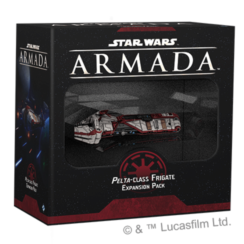 Star Wars: Armada – Pelta-class Frigate Expansion Pack (PRE-ORDER)