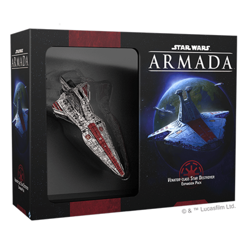 Star Wars: Armada – Venator-class Star Destroyer (PRE-ORDER)