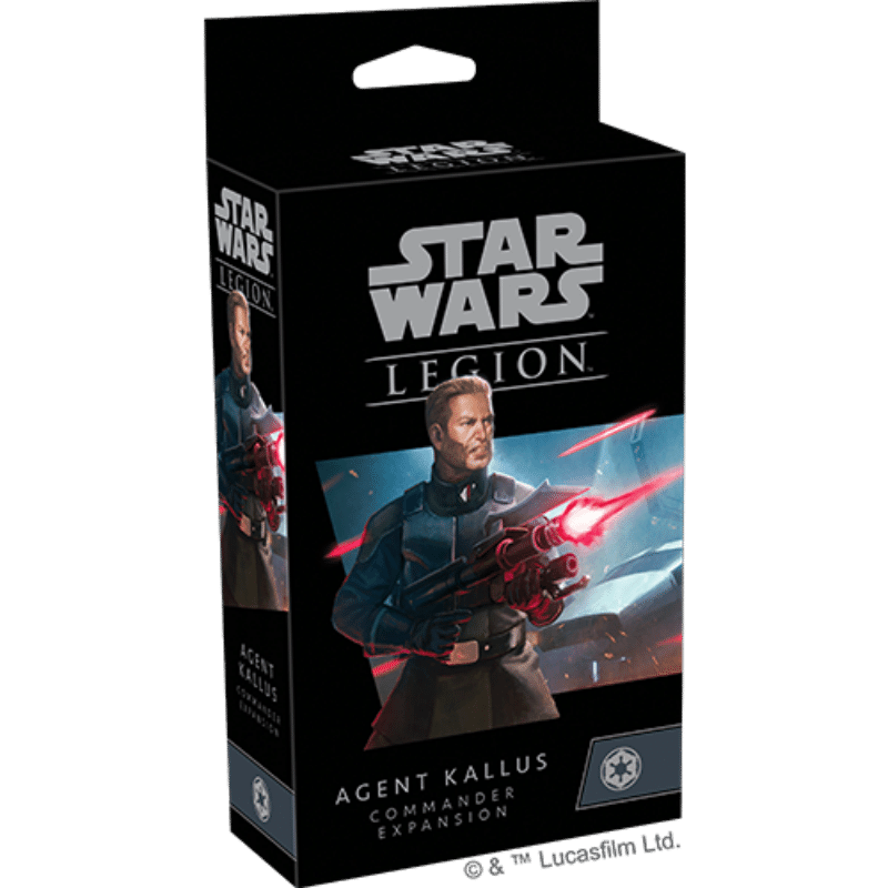 Star Wars: Legion – Agent Kallus Commander Expansion (PRE-ORDER)