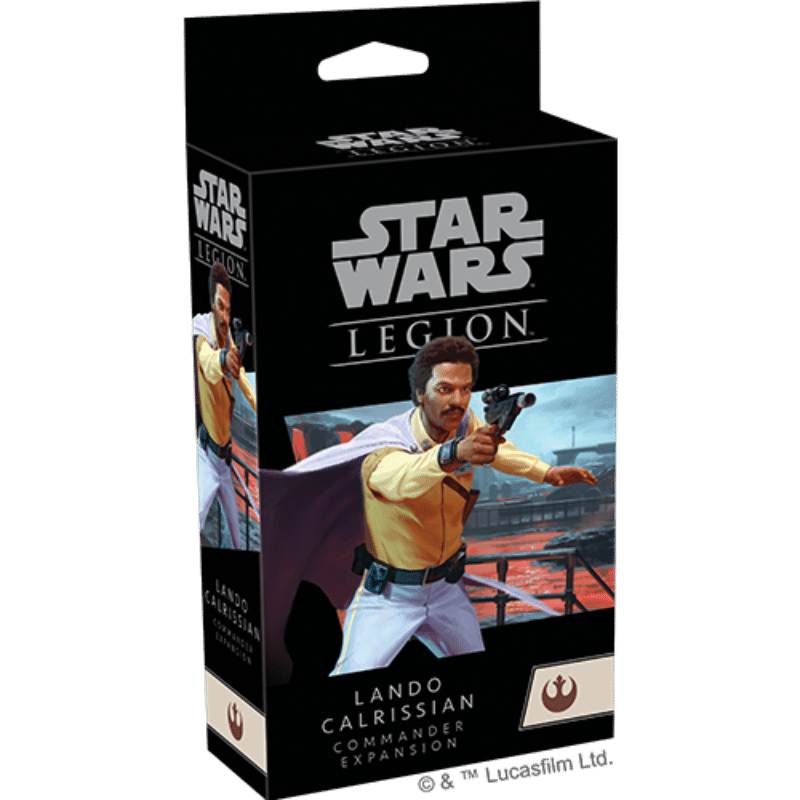Star Wars: Legion – Lando Calrissian Commander Expansion (PRE-ORDER)