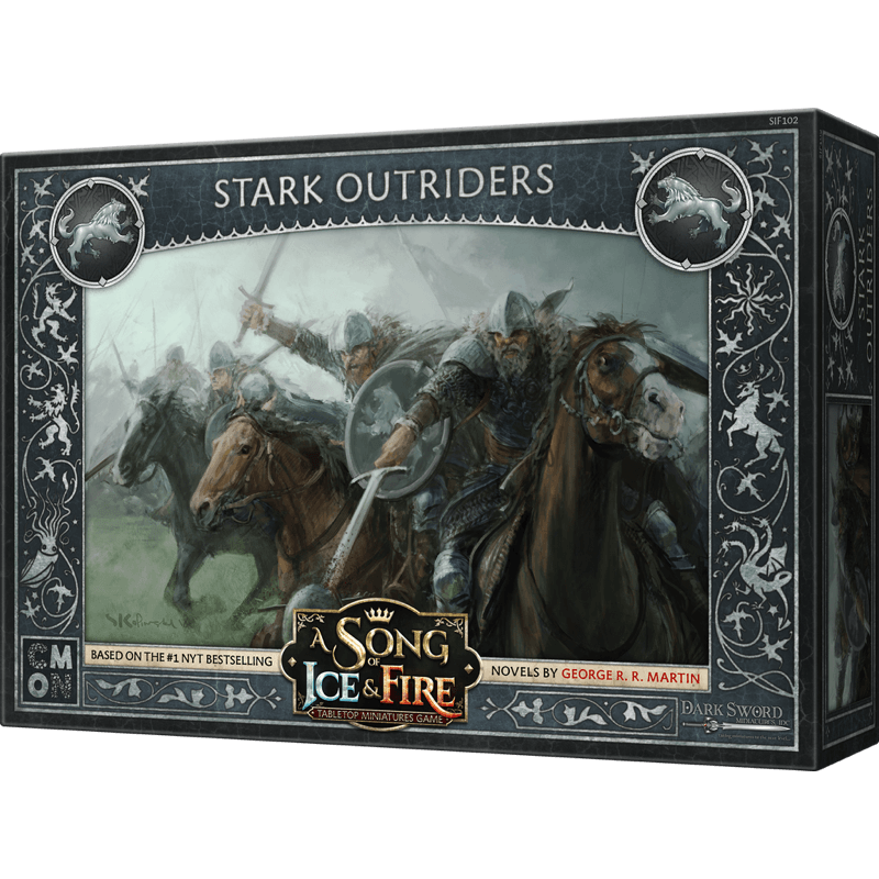 A Song of Ice & Fire: Stark Outriders