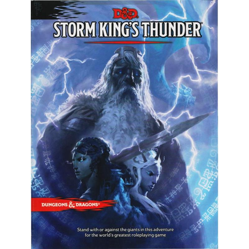 Dungeons & Dragons (5th Edition): Storm King's Thunder