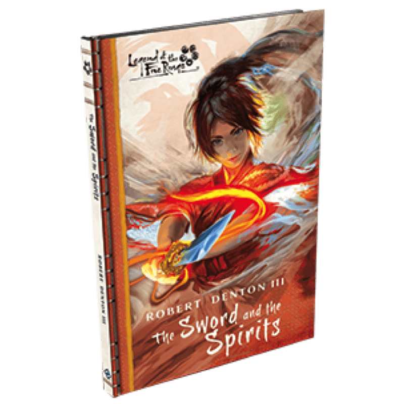 Legend of the Five Rings: The Card Game – The Sword and the Spirits