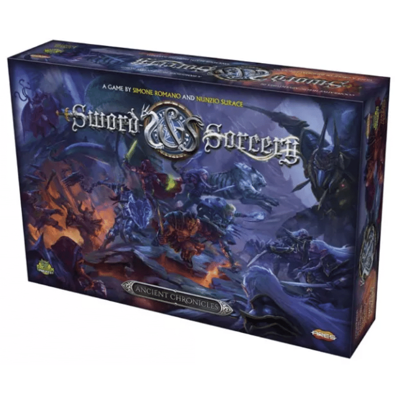 Sword & Sorcery: Ancient Chronicles (PRE-ORDER)