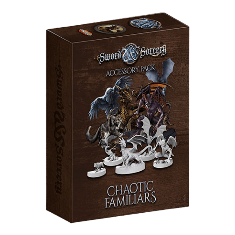 Sword & Sorcery: Ancient Chronicles – Chaotic Familiars (PRE-ORDER)