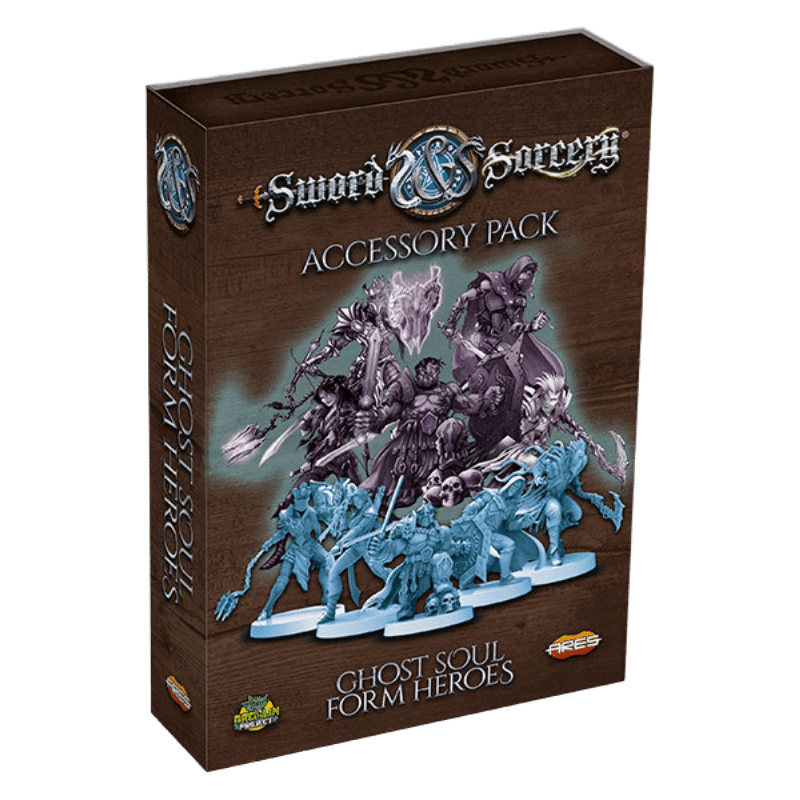 Sword & Sorcery: Ancient Chronicles – Ghost Soul Form Heroes (PRE-ORDER)