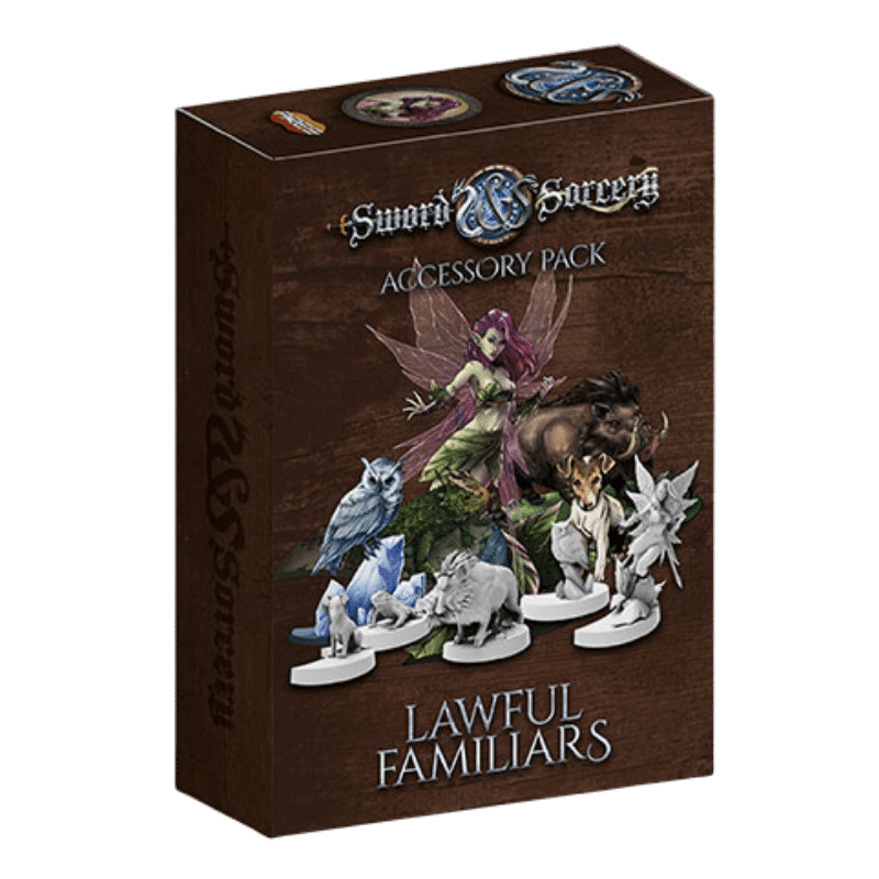 Sword & Sorcery: Ancient Chronicles – Lawful Familiars (PRE-ORDER)
