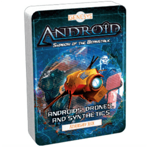 Genesys RPG: Androids, Drones and Synthetics - Adversary Deck (PRE-ORDER)