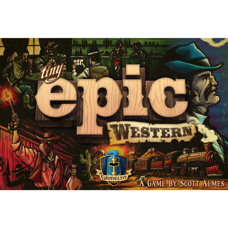 Tiny Epic Western - Thirsty Meeples