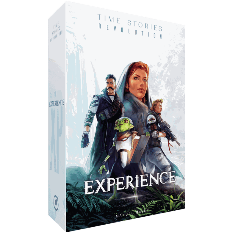TIME Stories Revolution: Experience (PRE-ORDER)