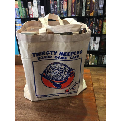Thirsty Meeples Tote Bag