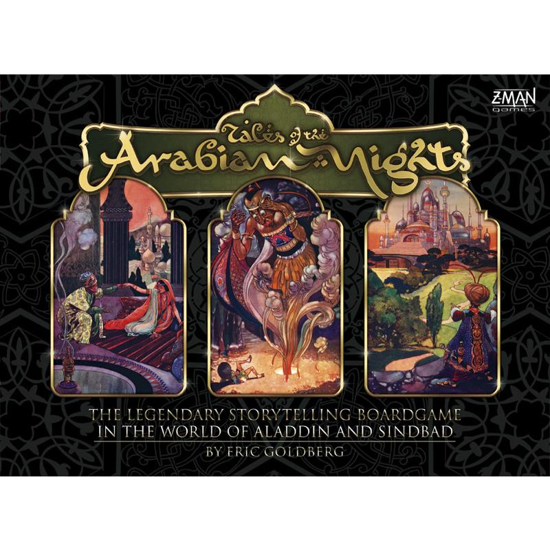 Tales of the Arabian Nights - Thirsty Meeples