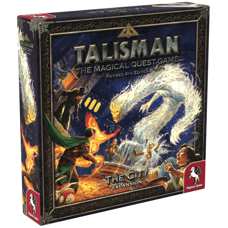 Talisman: The City (Expansion)