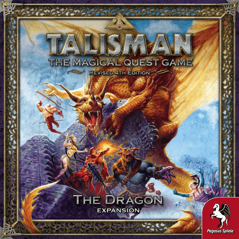 Talisman: The Dragon (Expansion)