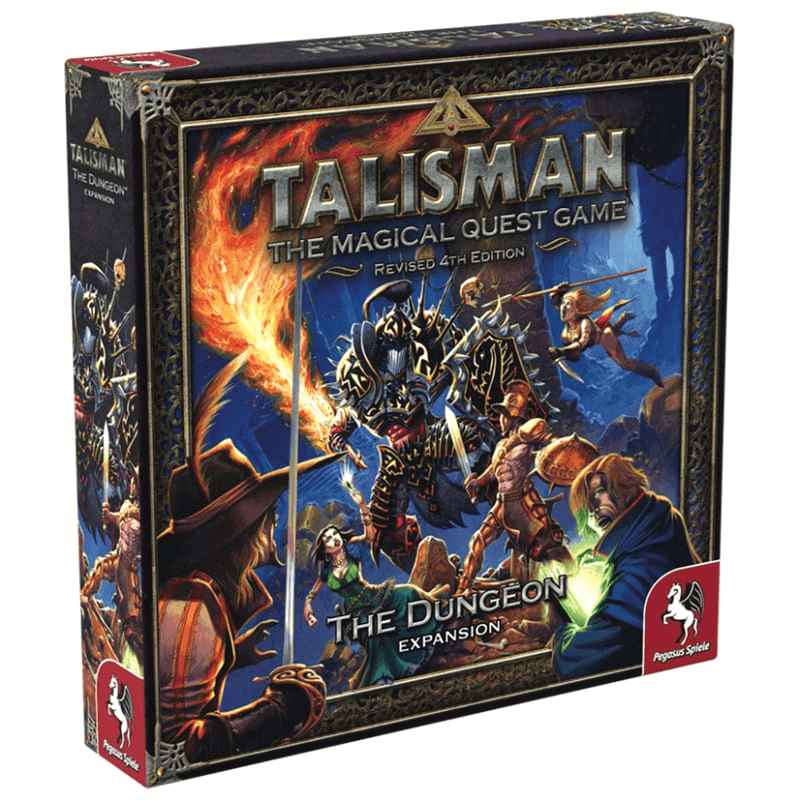 Talisman: The Dungeon (Expansion)