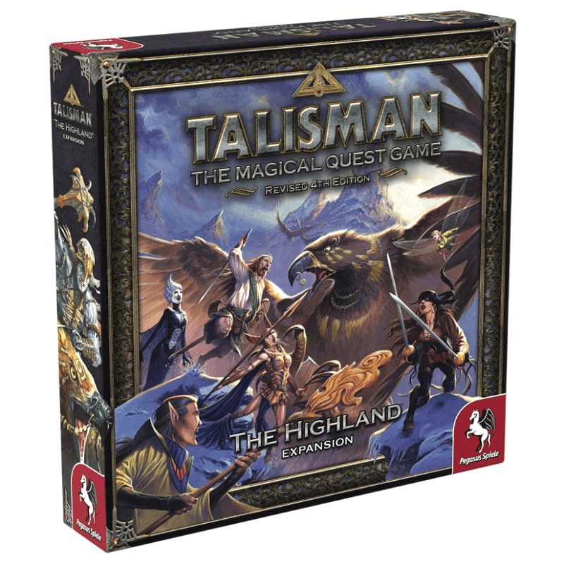 Talisman: The Highland (Expansion)