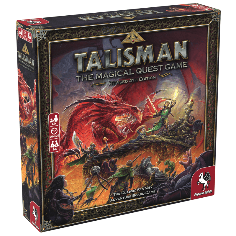 Talisman (Revised, 4th Edition)