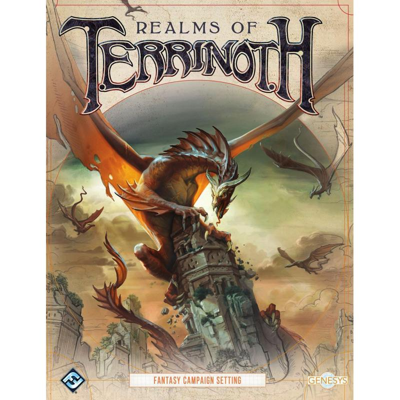 Genesys RPG: Realms of Terrinoth