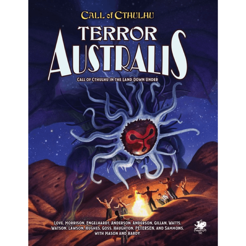 Call of Cthulhu (7th Edition): Terror Australis - Call of Cthulhu In The Land Down Under