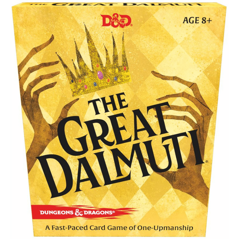 The Great Dalmuti: Dungeons & Dragons (PRE-ORDER)