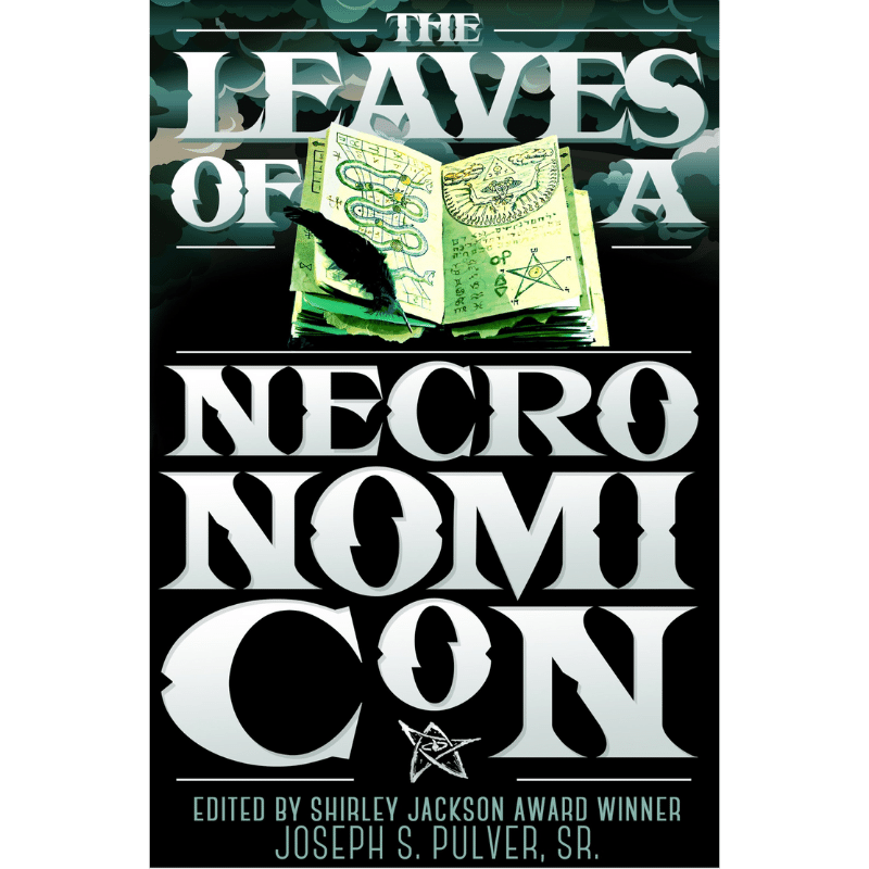 The Leaves of a Necronomicon (PRE-ORDER)