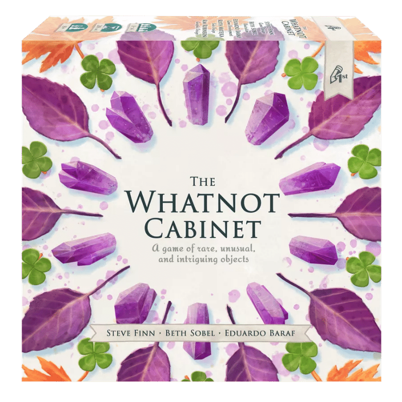 The Whatnot Cabinet (PRE-ORDER)