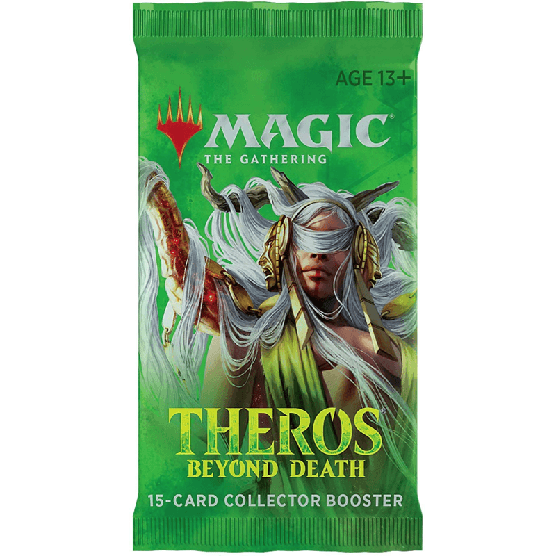 Magic the Gathering: Theros Beyond Death Collector Booster (PRE-ORDER)