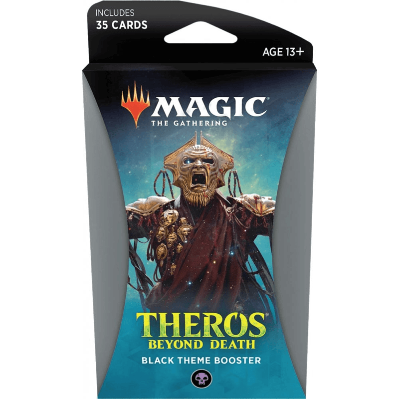 Magic the Gathering: Theros Beyond Death Theme Booster BLACK (PRE-ORDER)