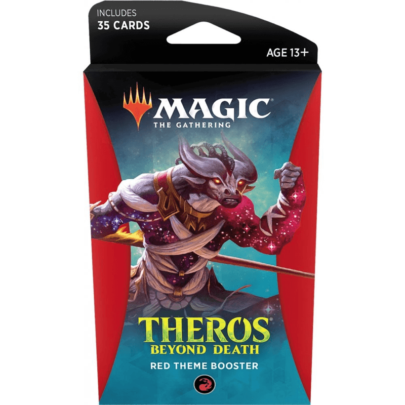 Magic the Gathering: Theros Beyond Death Theme Booster RED (PRE-ORDER)