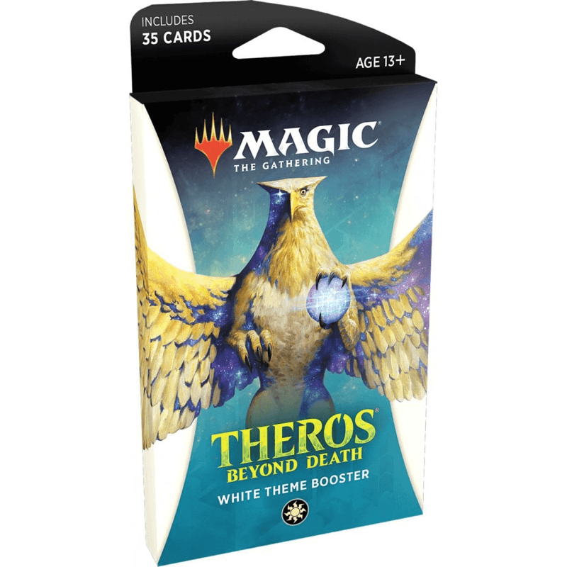 Magic the Gathering: Theros Beyond Death Theme Booster WHITE (PRE-ORDER)