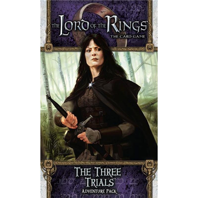 The Lord of the Rings: The Card Game – The Three Trials