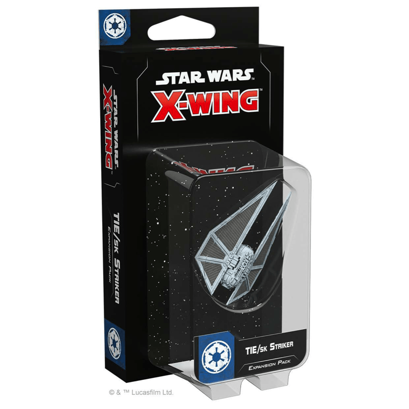 Star Wars: X-Wing (Second Edition) – TIE/sk Striker Expansion Pack