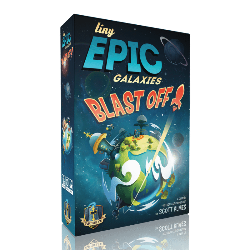 Tiny Epic Galaxies BLAST OFF! (PRE-ORDER)