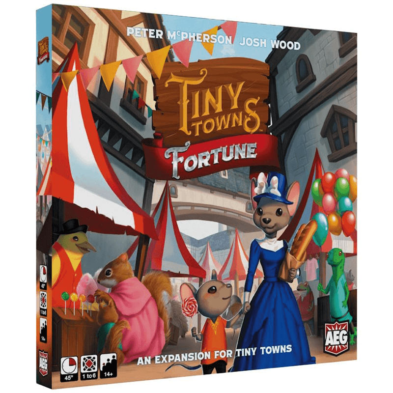 Tiny Towns: Fortune (PRE-ORDER)