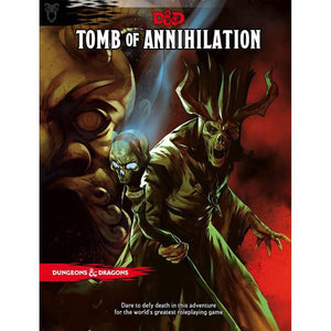 Dungeons & Dragons (5th Edition): Tomb of Annihilation
