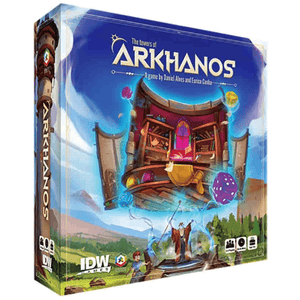 The Towers of Arkhanos (PRE-ORDER)