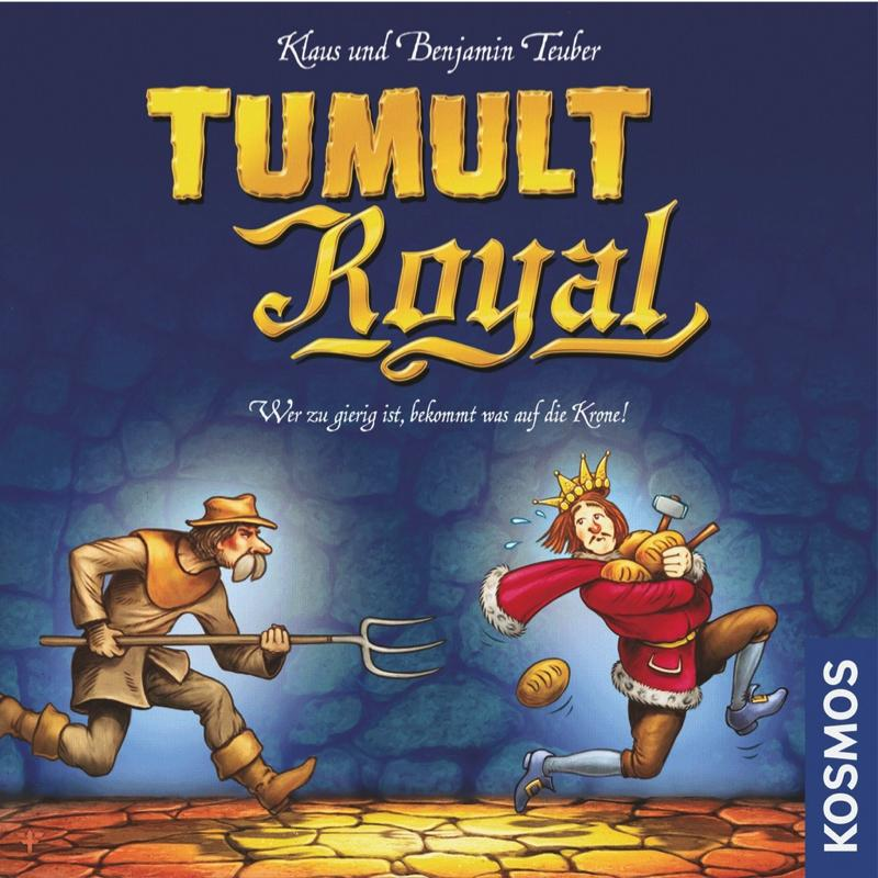 Tumult Royale - Thirsty Meeples