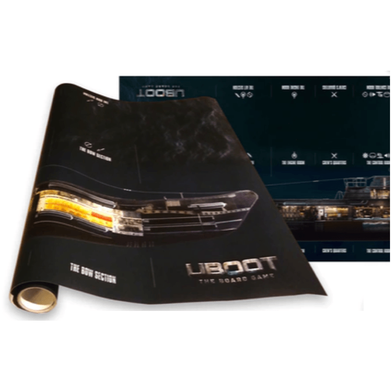UBOOT: The Board Game - Giant Playing Mat (PRE-ORDER)