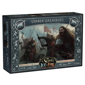 A Song of Ice & Fire: Tabletop Miniatures Game – Umber Greataxes