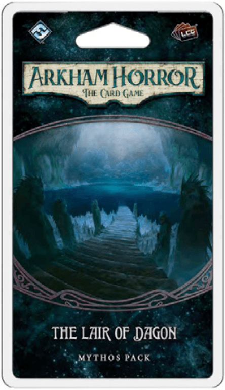 Arkham Horror: The Card Game – The Lair of Dagon: Mythos Pack (PRE-ORDER)