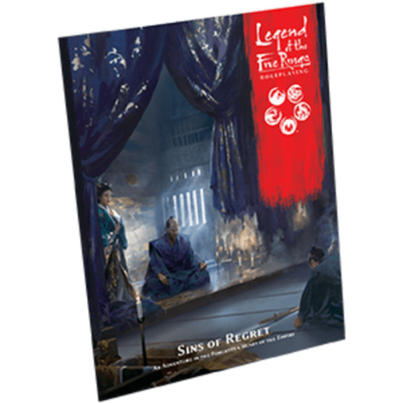 Legend of the Five Rings Roleplaying Game: Sins of Regret