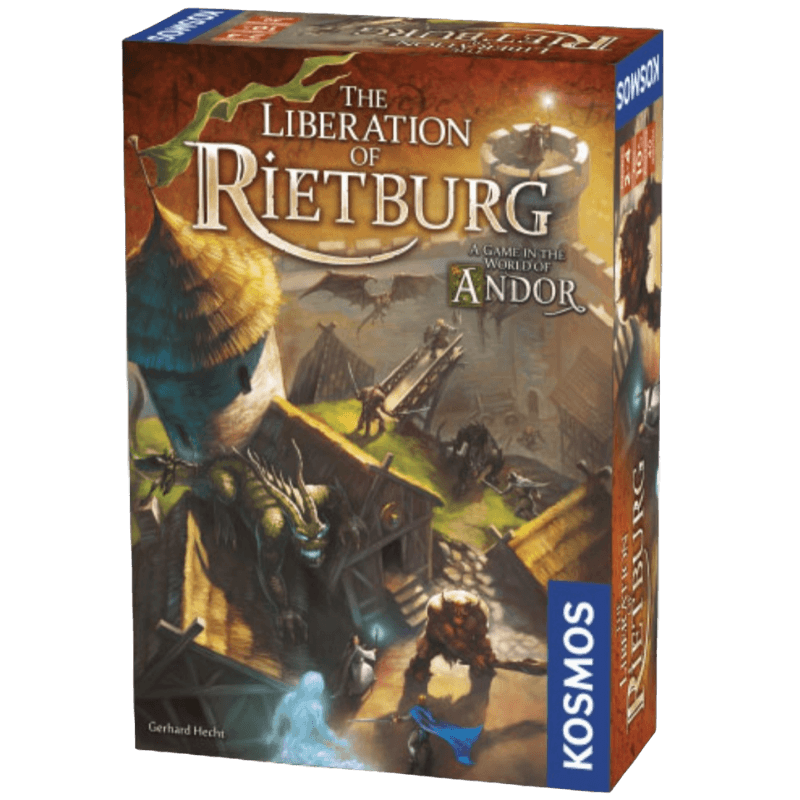 Legends of Andor – The Liberation of Rietburg