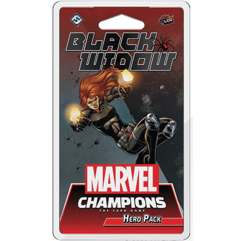 Marvel Champions: The Card Game – Black Widow (Hero Pack)