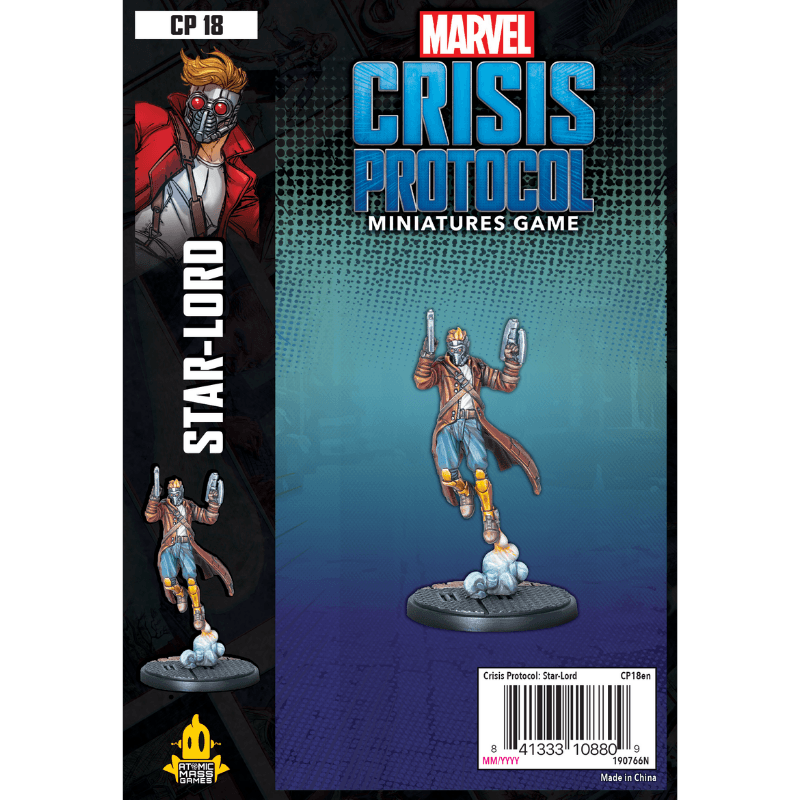 Marvel: Crisis Protocol – Star-Lord