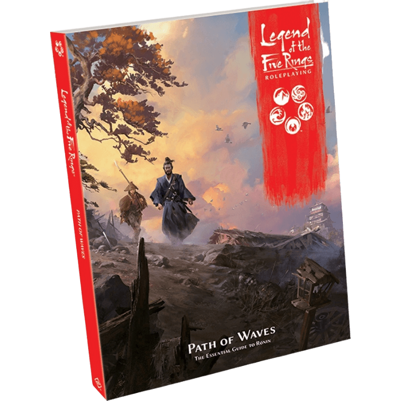 Legend of the Five Rings Roleplaying Game: Path of Waves