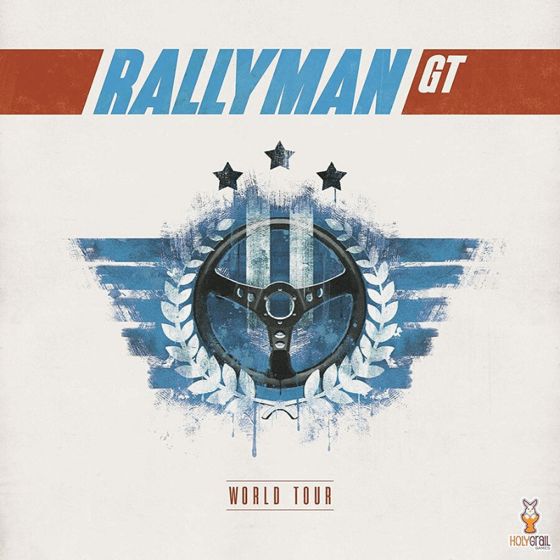 Rallyman: GT – World Tour