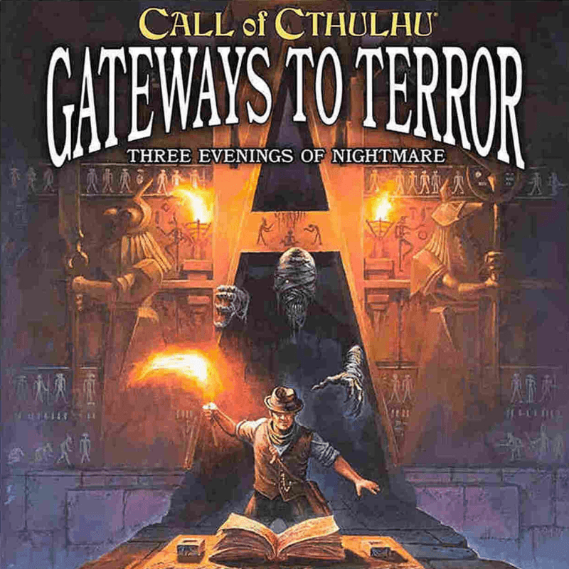 Call of Cthulhu (7th Edition): Gateways to Terror (PRE-ORDER)