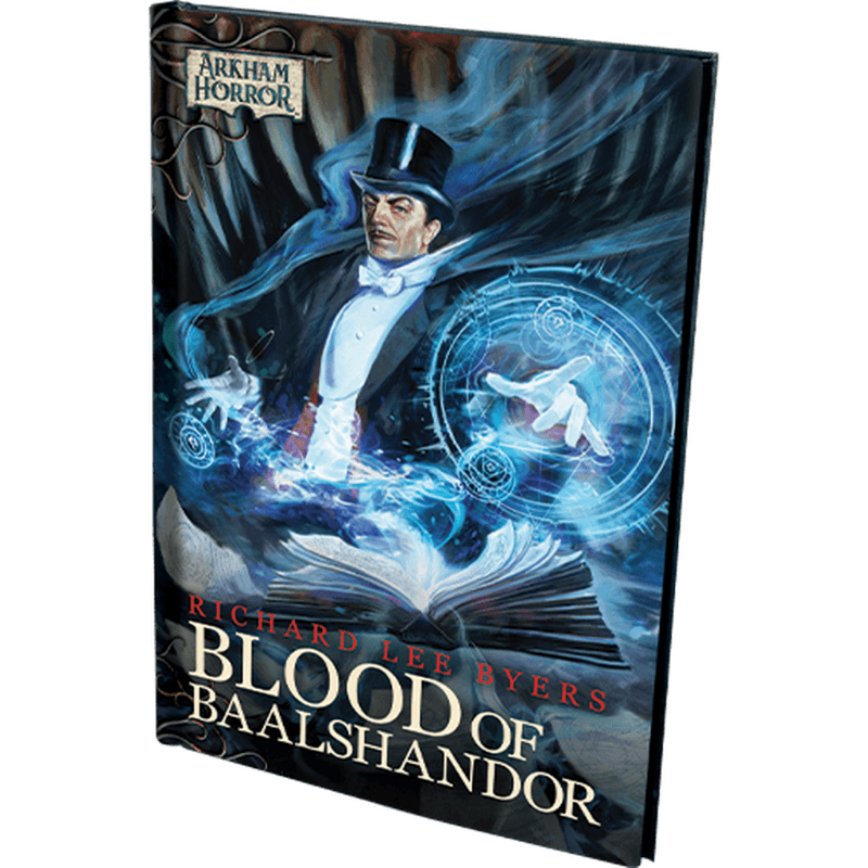 Arkham Horror: The Card Game – The Blood of Baalshandor Novella
